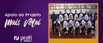 Supported by Prati-Donaduzzi, Toledo Volleyball to debut in Paraná´s Championship