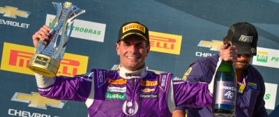 Stock Car: Julio Campos gets close to victory in Campo Grande
