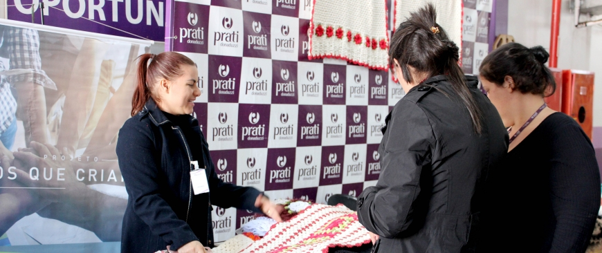 """Recomeçar"" Fair moves Prati-Donaduzzi employees"