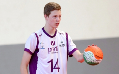 Athlete of the volleyball project supported by Prati-Donaduzzi is called up by the Brazilian team