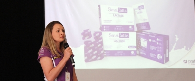 Prati-Donaduzzi presents Sensilatte to the Western Region Nutritionists